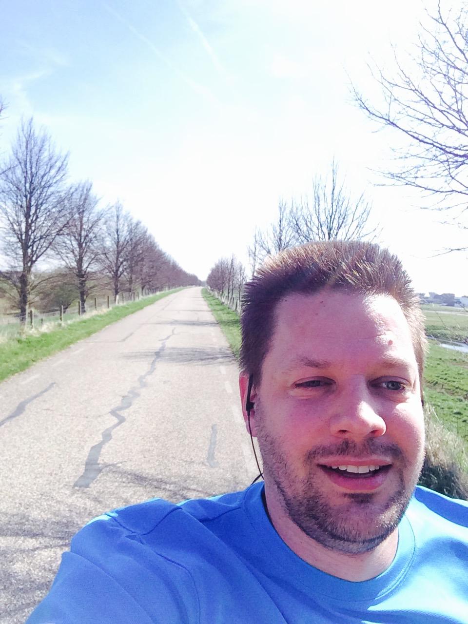 arne running